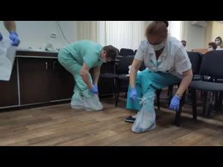 Липецк. Скорая помощь на Титова. Работа после пандемии.