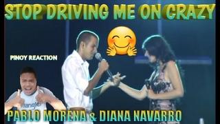 "Diana Navarro &  Pablo Moreno - Deja De Volverme Loca Reaction Video ""Stop Driving Me On Crazy"