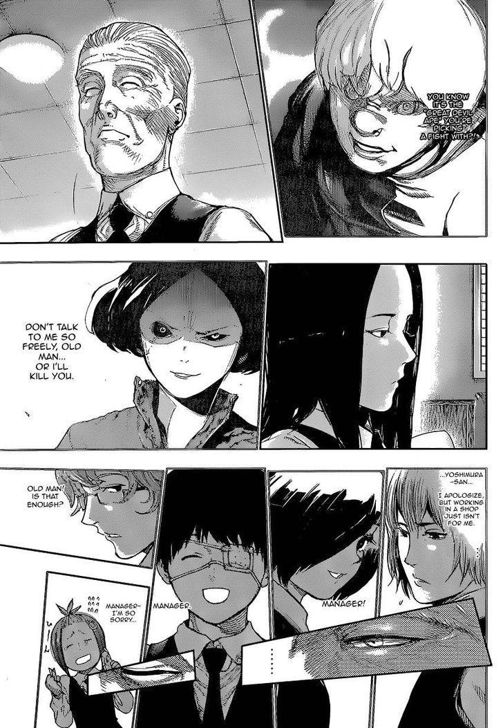 Tokyo Ghoul, Vol.13 Chapter 125 Destructive Spiral, image #15