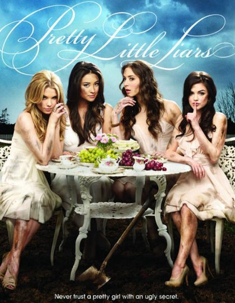 Pretty Little Liars (Pretty Little Liars #1)