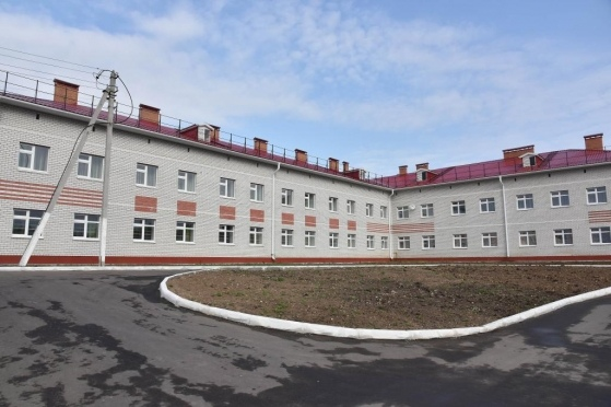 Глава Марий Эл с рабочей поездкой посетил Моркинский район и Звенигово