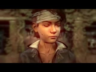 ↬ the walking dead ; clementine