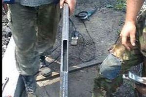 Калитка из металлопрофиля своими руками – схема + порядок выполнения работы, изображение №44