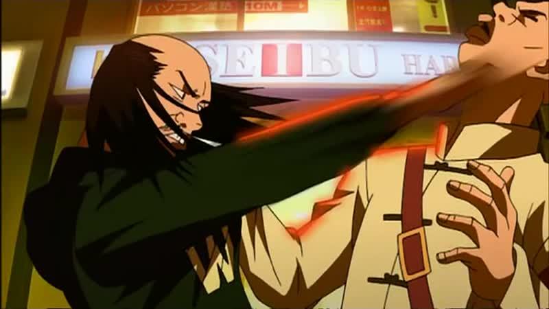 Банды Токио 2 Tokyo Tribe 2 11 RUS озвучка аниме эротика этти ecchi не хентай hentai