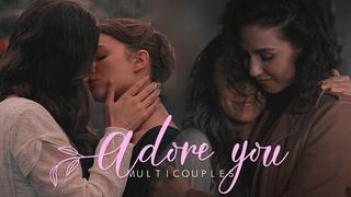 Multicouples    Adore You [International Women's Day]