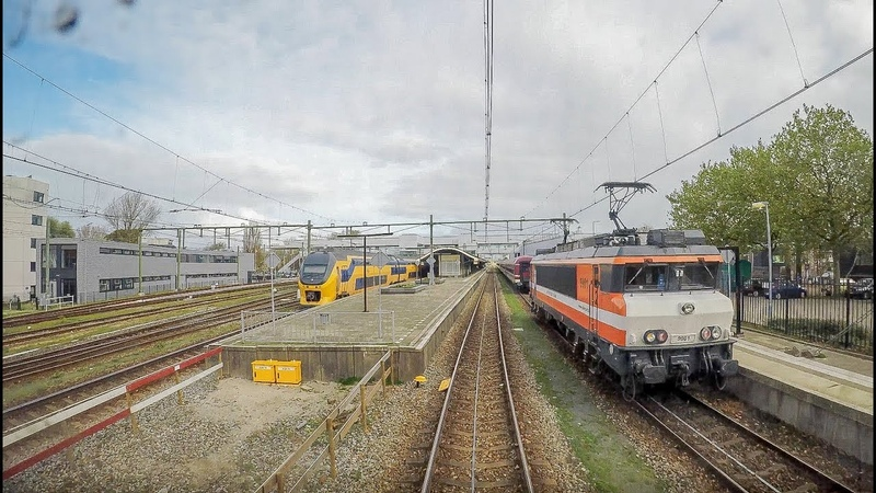 4K Cab Ride NL Haarlem – Uitgeest – Alkmaar – Hoorn ( Muller Express) SPR 4853 27-10-2017