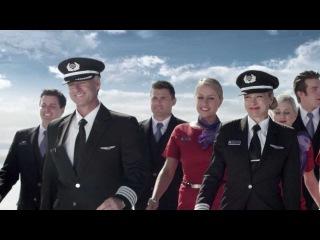 The Romance is back - Virgin Australia TV commercial