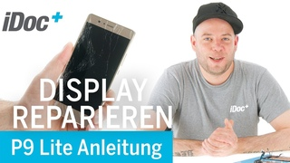 Huawei P9 Lite – Display wechseln