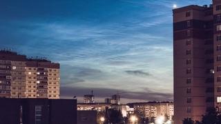 Серебристые облака · #coub, #коуб