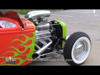 133107 / 1932 Ford Roadster