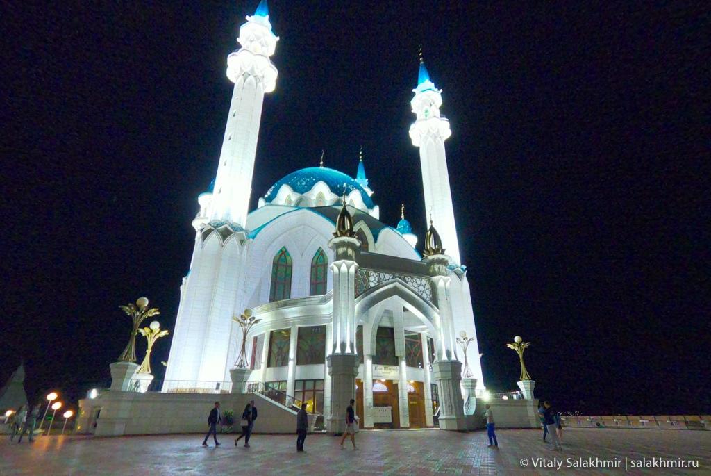 Мечеть Кул-Шариф в Казанском кремле, Казань 2020