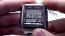 Часы Casio WAVE CEPTOR WV 59DE 1A WV 59DE 1AVEF Инструкция как настроить от