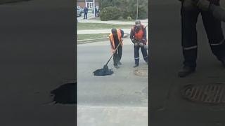 Технологии укладки асфальта в Новогрудке))