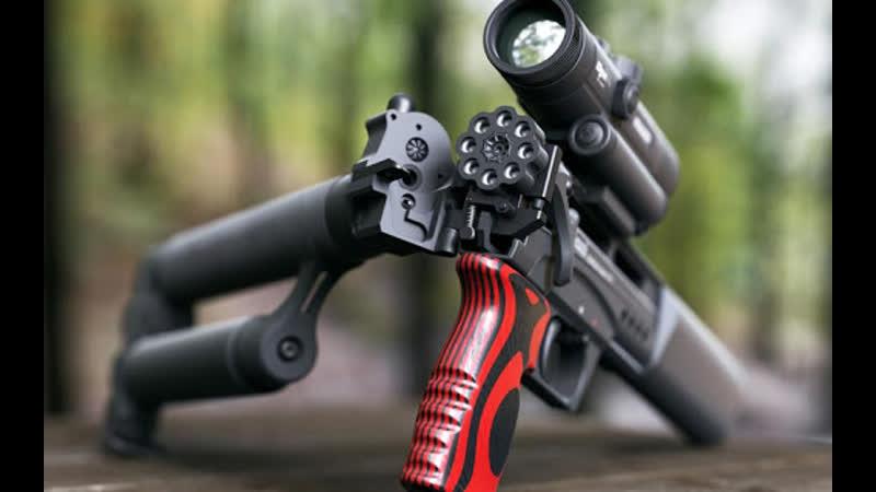 ЭДган Леший 2 EDgun Leshiy 2 0 ствол 250 мм Новинка 2020
