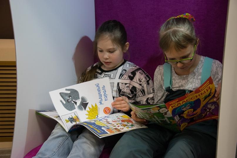 Ухтинская детская библиотека: перезагрузка, изображение №19