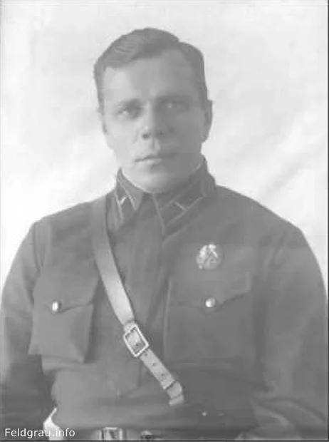 Капитан Казаков