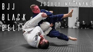 Joshua Matanane | Black Belt Demonstration | Jiu Jitsu