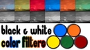 Color Filters for Black White Photography ► Bringing Back the Old Basics PLUS Contest Info