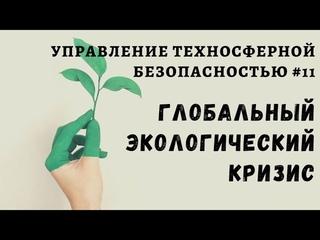 УТБ #11 / глобальные экологические проблемы