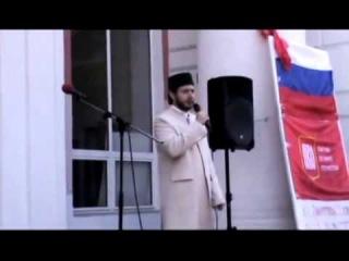 Танай Чолханов: Крымские татары за Новороссию