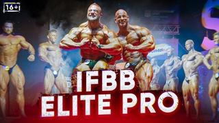 Финал. Бодибилдинг. IFBB Elite Pro. Siberian Power Show 2021