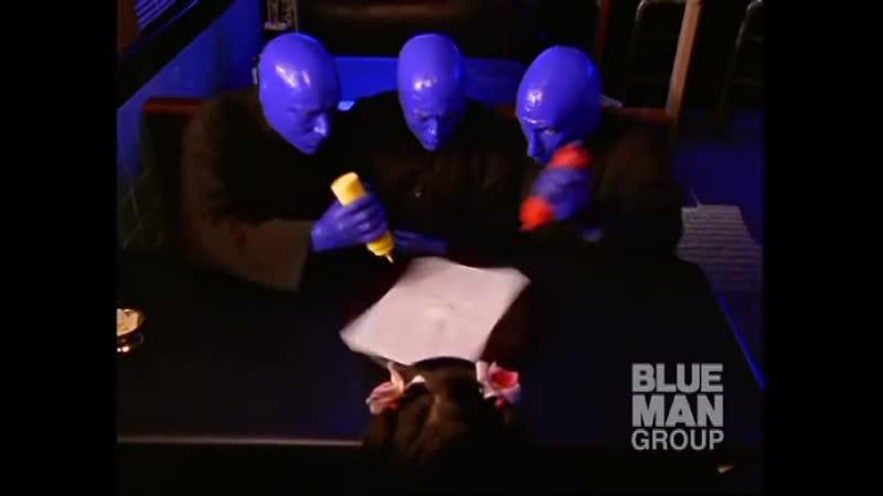 Blue Man Group Venus Hum I Feel Love Complex Rock Tour 480p