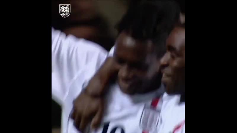 Англия - Испания (2001)