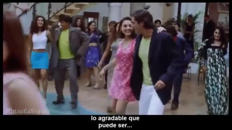 Mohabbat Dil Ka Sakoon Dil Hai Tumhaara Preity Zinta Arjun Rampa SUB