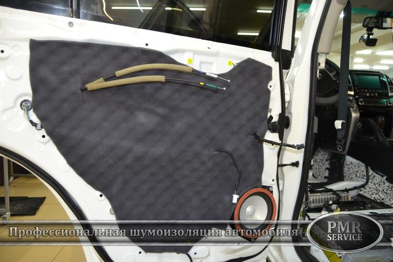 Комплексная шумоизоляция твоего автомобиля, изображение №28