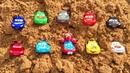 Машинки Тачки Молния МакКуин Игрушки Ищем в Песочнице