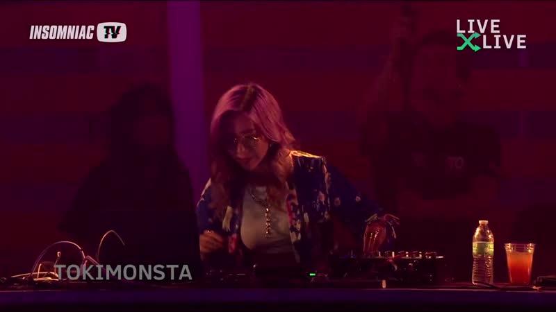 Tokimonsta - live at edc las vegas 2019