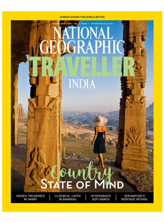 2018-08-01 National Geographic Traveller India