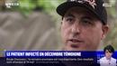 Le patient infecté en décembre par le coronavirus témoigne sur BFMTV