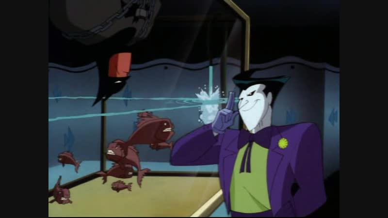 Бэтмен Рыцари Готэма Сезон 2 Эпизод 11 Безумная любовь