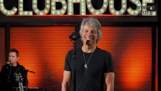 Jon Bon Jovi (Live Premiere From Home) 2021 Hampton Water Roots Fund Stream