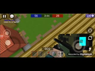 Pixel Combats 2 Mossberg500, AWP, KRISS VECTOR