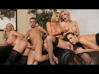 Chanel Preston, Krissy Lynn, Nicole Aniston, Tanya Tate [HD Full, All Sex, Group, Orgy, Brazzers, Milf, Hardcore, New Porn 2019]
