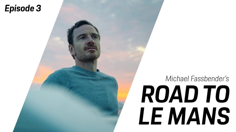 Michael Fassbender Road to Le Mans Season 2 Episode 3 The First Race