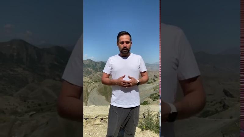 Видеообращение Попечителя фонда Движение вверх Егора Цуркавы
