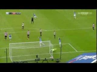 Yaya Toure goal against Sunderland