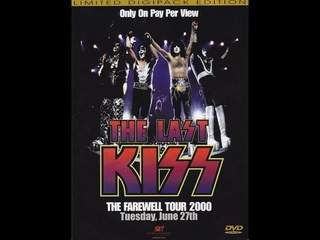 Kiss Live in East Rutherford, NJ June 27,2000