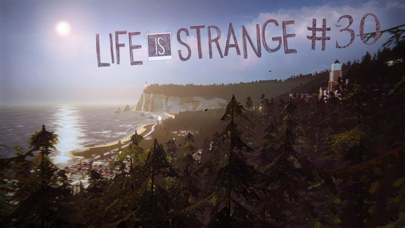 Life Is Strange Episode 5 - Отчим Хлои-герой 30