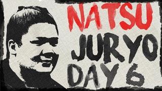 SUMO Natsu Basho 2021 Day 6 May 14th Juryo ALL BOUTS