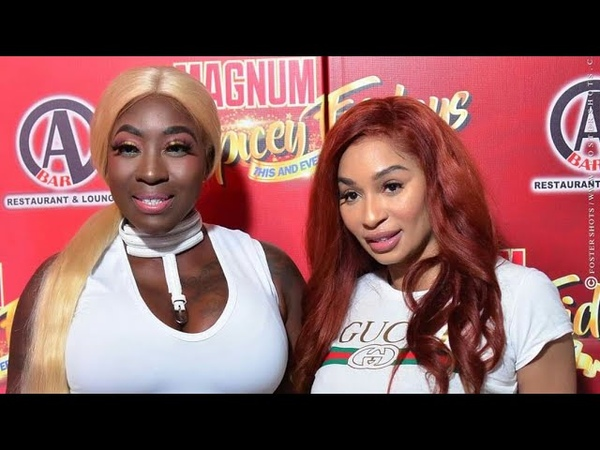 Spice Karlie Red Love And Hiphop All white Edition Jamaica dancehall video 2019 Spicey Fridays