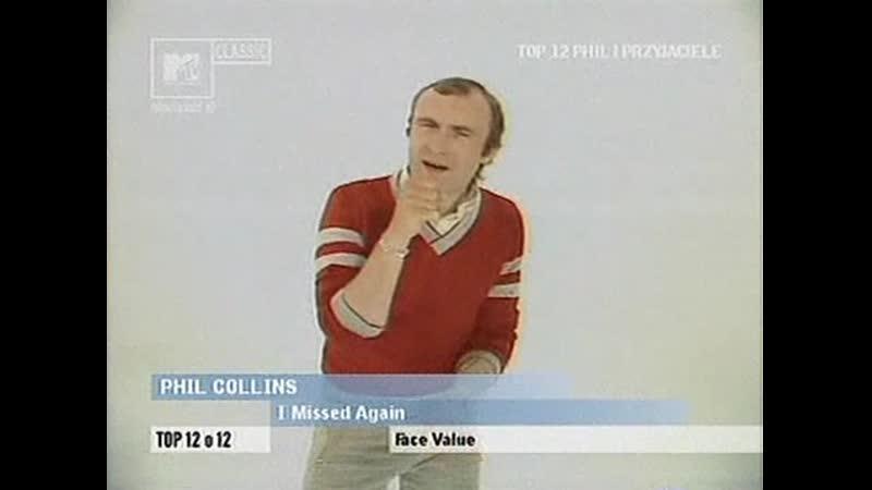 Phil collins i missed again mtv classic