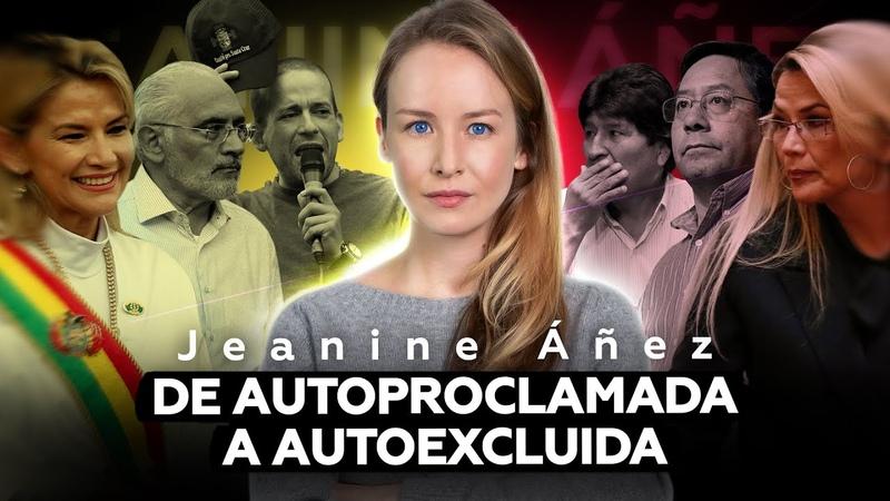 Jeanine Áñez renuncia como candidata para que no gane el MAS ¿Afectará a las elecciones Bolivia