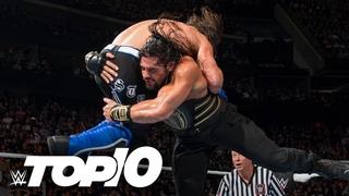 [#My1] Roman Reigns' most devastating Spears: WWE Top 10, Oct. 14, 2020