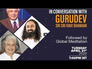 Шри Шри о роли и качествах Гуру и Саньяси