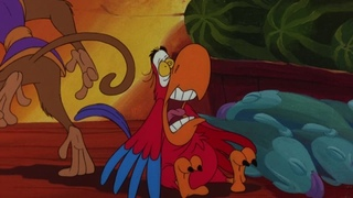 Аладдин: Возвращение Джафара / Aladdin: The Return of Jafar (1994) - мультфильм
