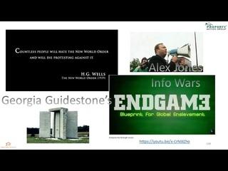 Hochbrisante Doku ENDGAME von Alex Jones - in Deutsch synchronisiert von Infokrieg TV - Ganzer Film